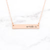Sister Necklaces - Personalized Necklace For Sister