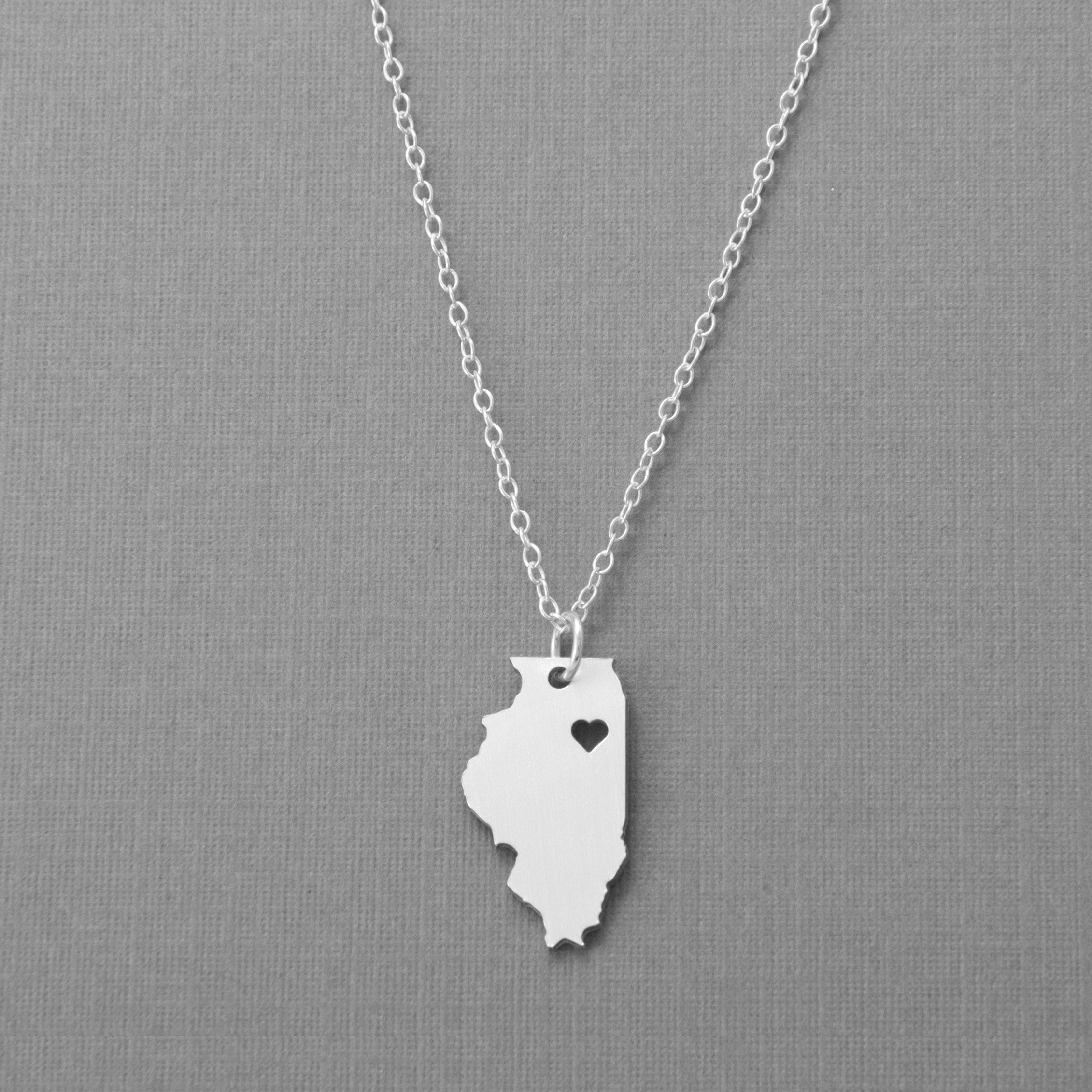 card on stand the sterling from silver necklace pendant out giraffe crowd reads chain charm