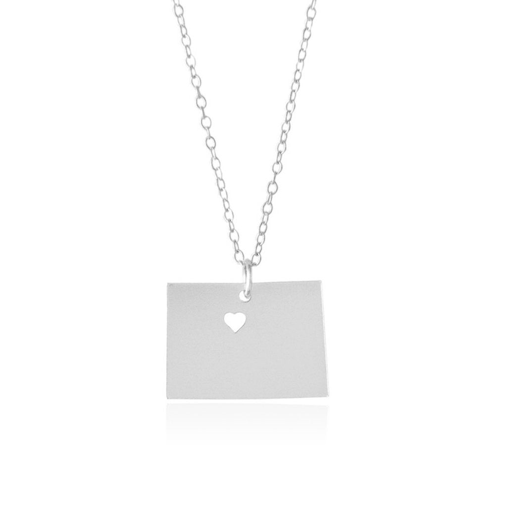 Colorado Necklace - A Sterling Silver Necklace