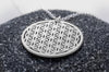 Flower of Life Necklace - Sacred Jewelry