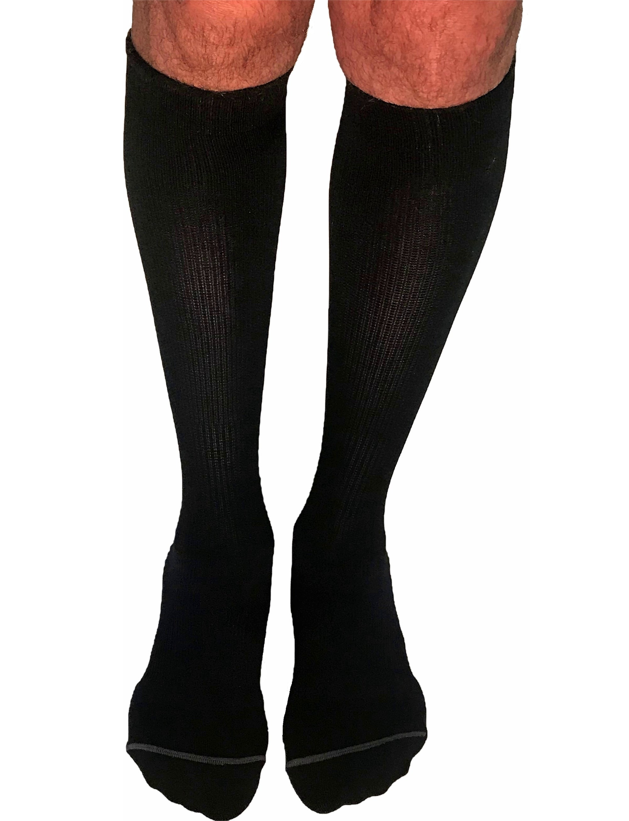 ad12fb4ae11 Ultimate Bamboo Compression Socks for larger calves - Shock Aid ...