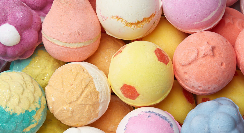 Make Your Own - Bath Bombs