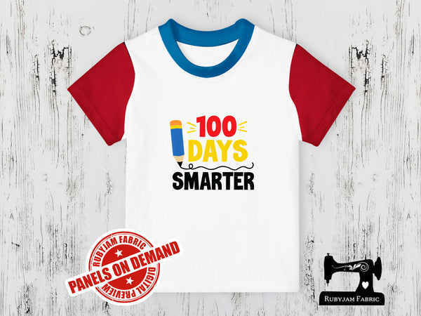 100 Days Smarter - WHITE - Panels On Demand