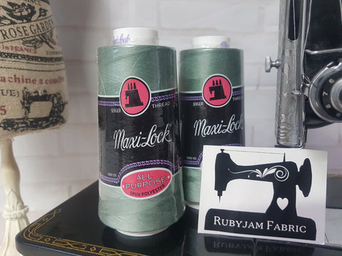 Maxi-Lock All Purpose Thread - Seafoam (sage green)