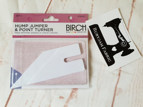 Hump Jumper sewing machine tool, sew over uneven seams bumps