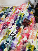 Art Palette - cotton lycra - 150cm wide