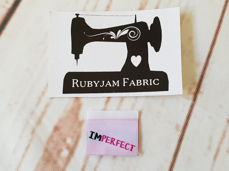 IMPERFECT - Labels by Josie Buttons