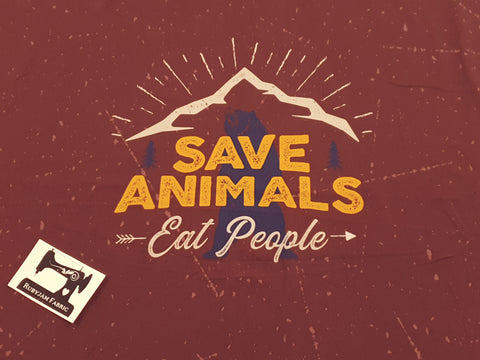 Save Animals - Adult Panel