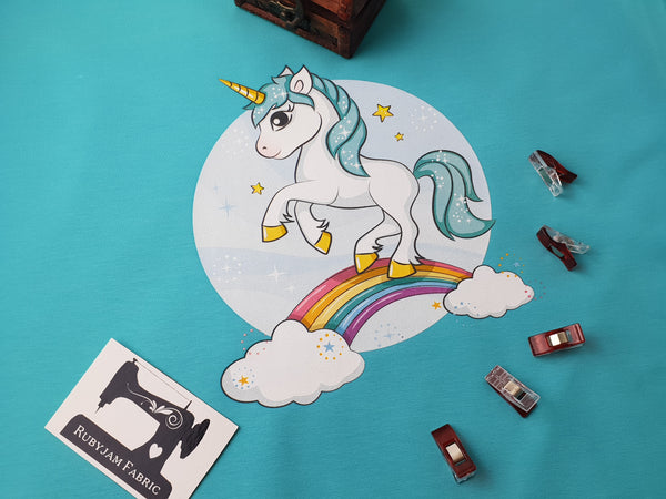Unicorn on a Rainbow - MINT- Panels On Demand