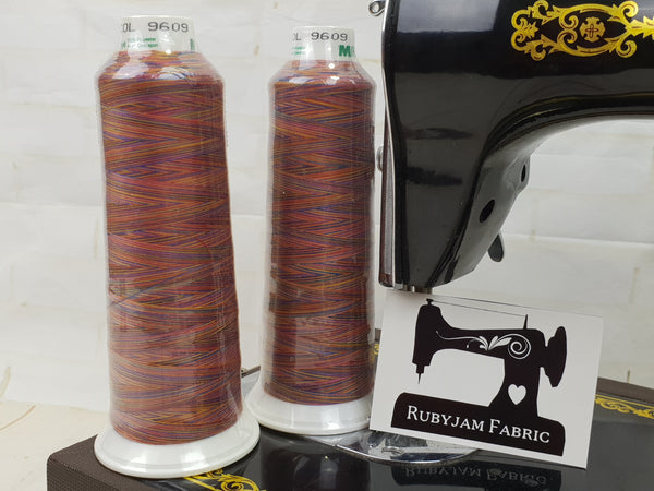 Madeira AeroQuilt All Purpose Sewing Thread - Confetti (9609)