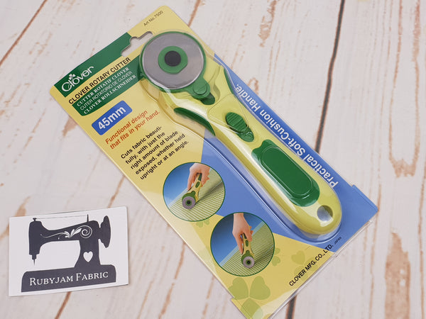 Clover Rotary Cutter, 45mm