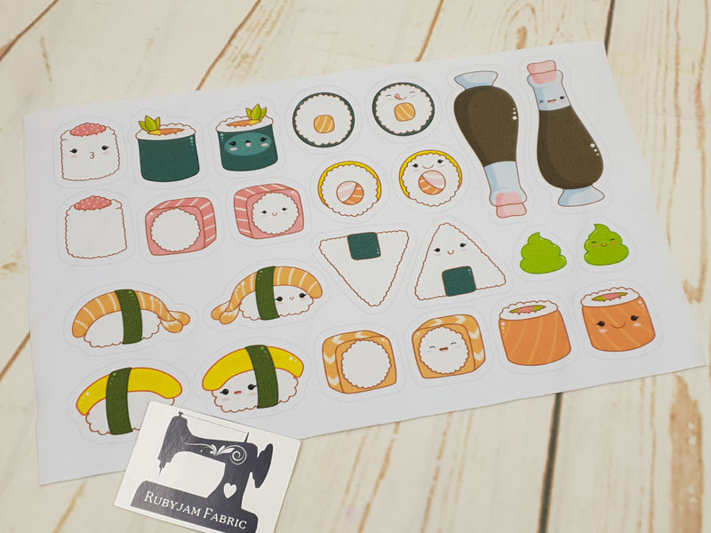 Sushi - Play Food - Panels On Demand