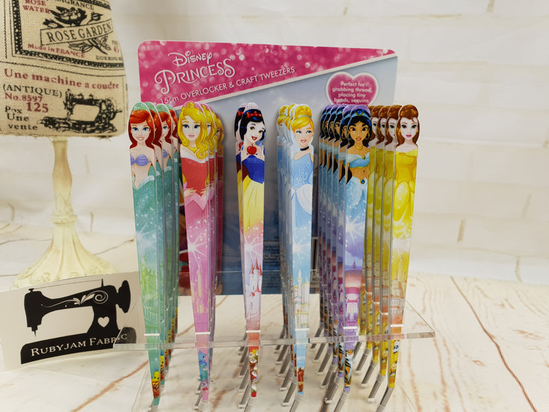 Disney Princess Tweezers, assorted