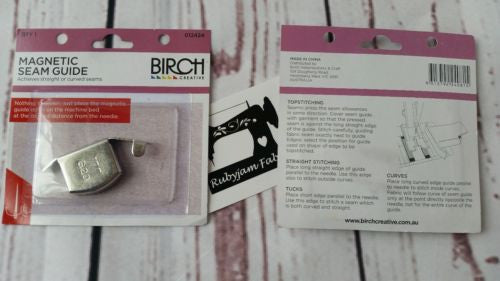 Birch Magnetic Seam Guide