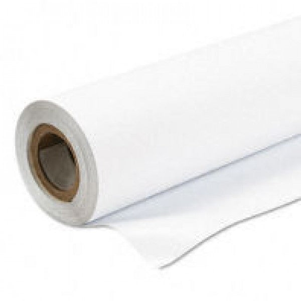 10M x 1M wide Tear Away Embroidery Stabiliser - White Medium