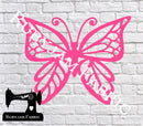 Beautiful Butterfly - Cutting File - SVG/JPG/PNG