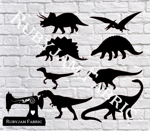 Dinosaurs - Cutting File - SVG/JPG/PNG