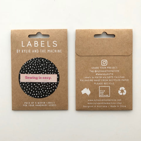 Sewing is Sexy - Labels by KatM - DISCONTINUED