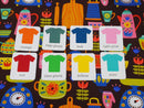 Retro Kitchen - cotton lycra - 150cm wide