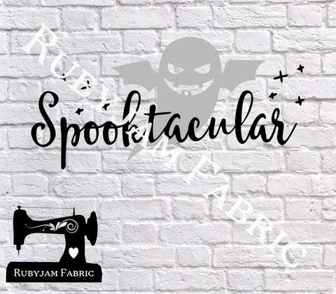 Halloween Spooktacular - Cutting File - SVG/JPG/PNG