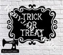 Trick Or Treat Bones - Cutting File - SVG/JPG/PNG