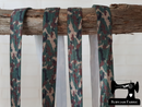 "1M Camouflage - Printed - 5/8"" (16mm) - Fold Over Elastic (FOE)"