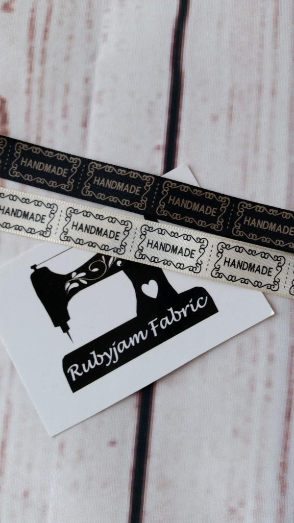 HANDMADE - Clothing Labels - Pack of 30