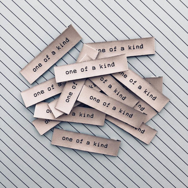 One of a Kind - Labels by KatM