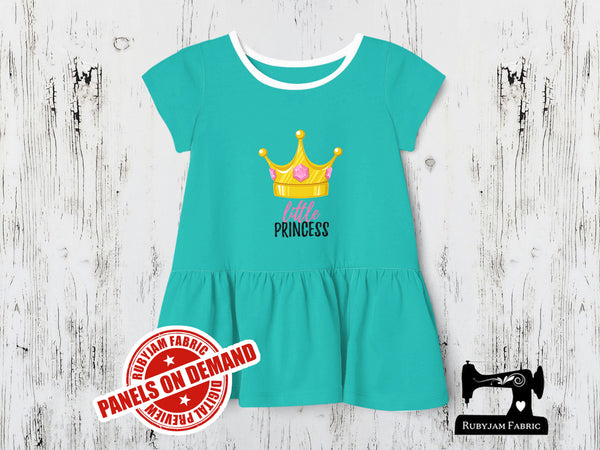 Little Princess - MINT - Panels On Demand