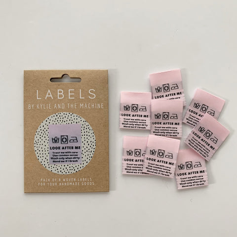 Look After Me - Labels by KatM