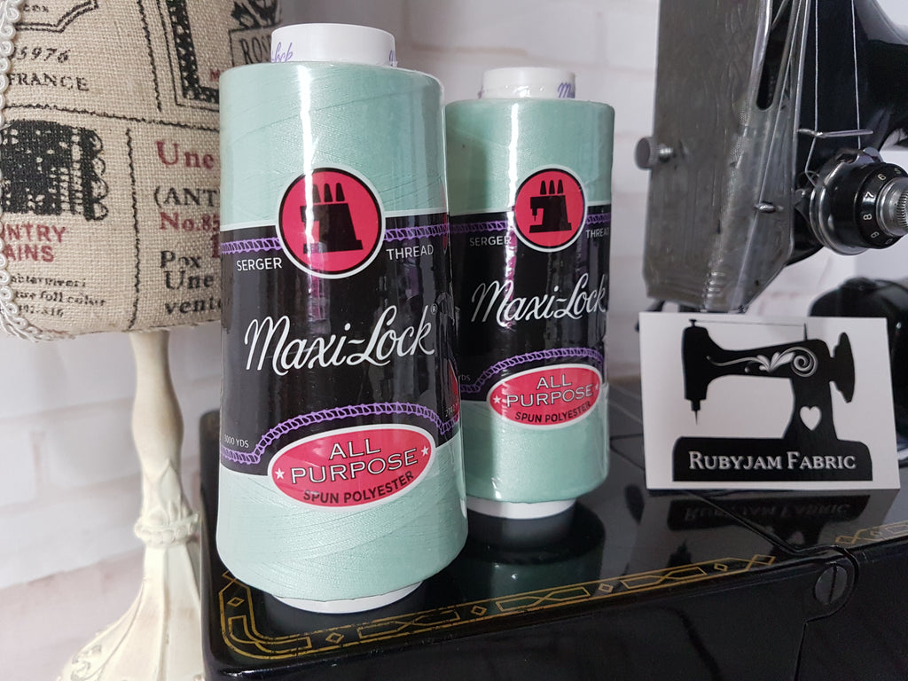 Maxi-Lock All Purpose Thread - Mint