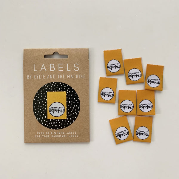 Perfectly Imperfect - Labels by KatM