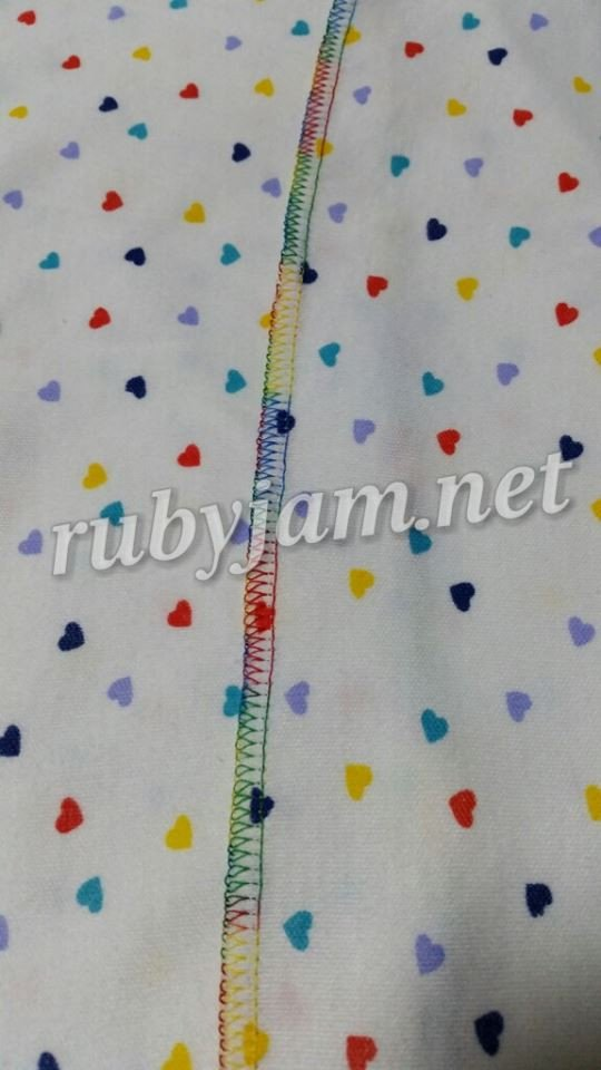 Maxi-Lock Swirls Thread - Rainbow