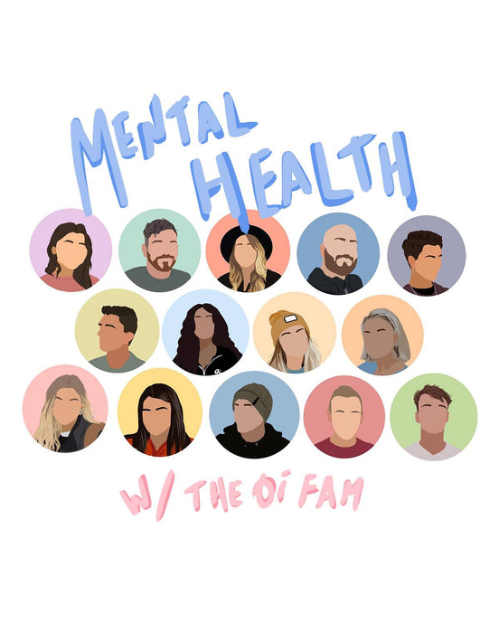 The OI Fam's Tips For Mental Health