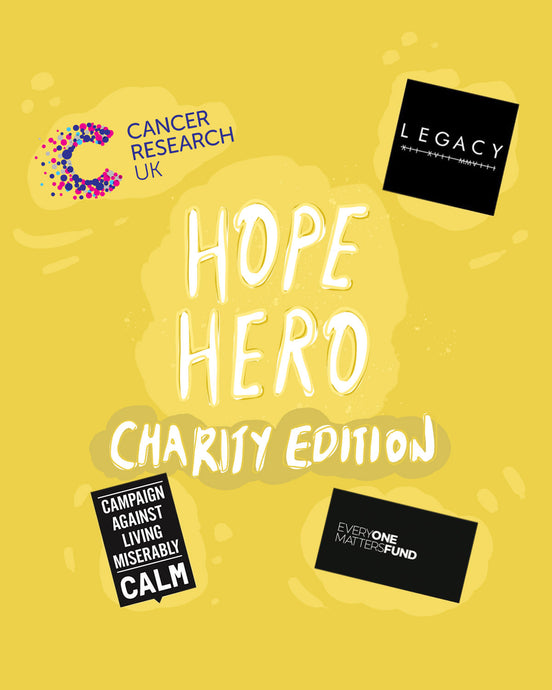 HOPE HEROES (CHARITIES EDITION)