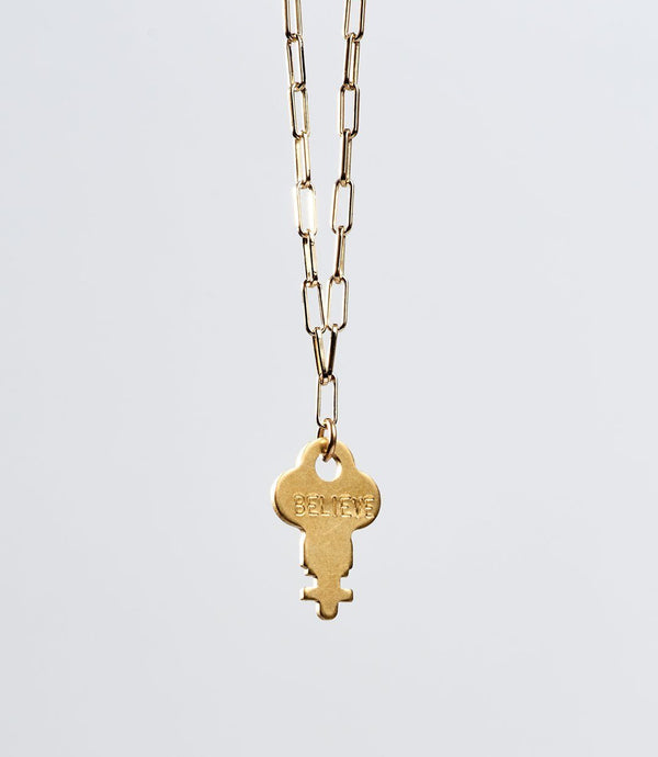 Brooklyn Dainty Gold Necklace