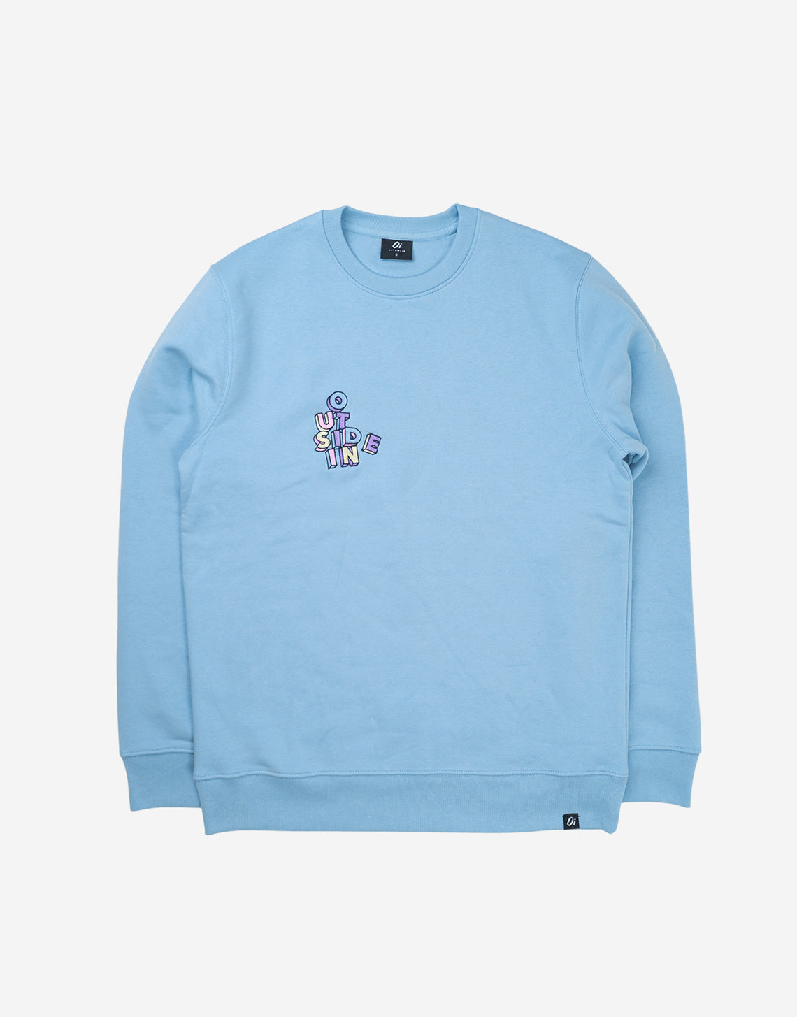 Blue Building Blocks Sweater - OutsideIn