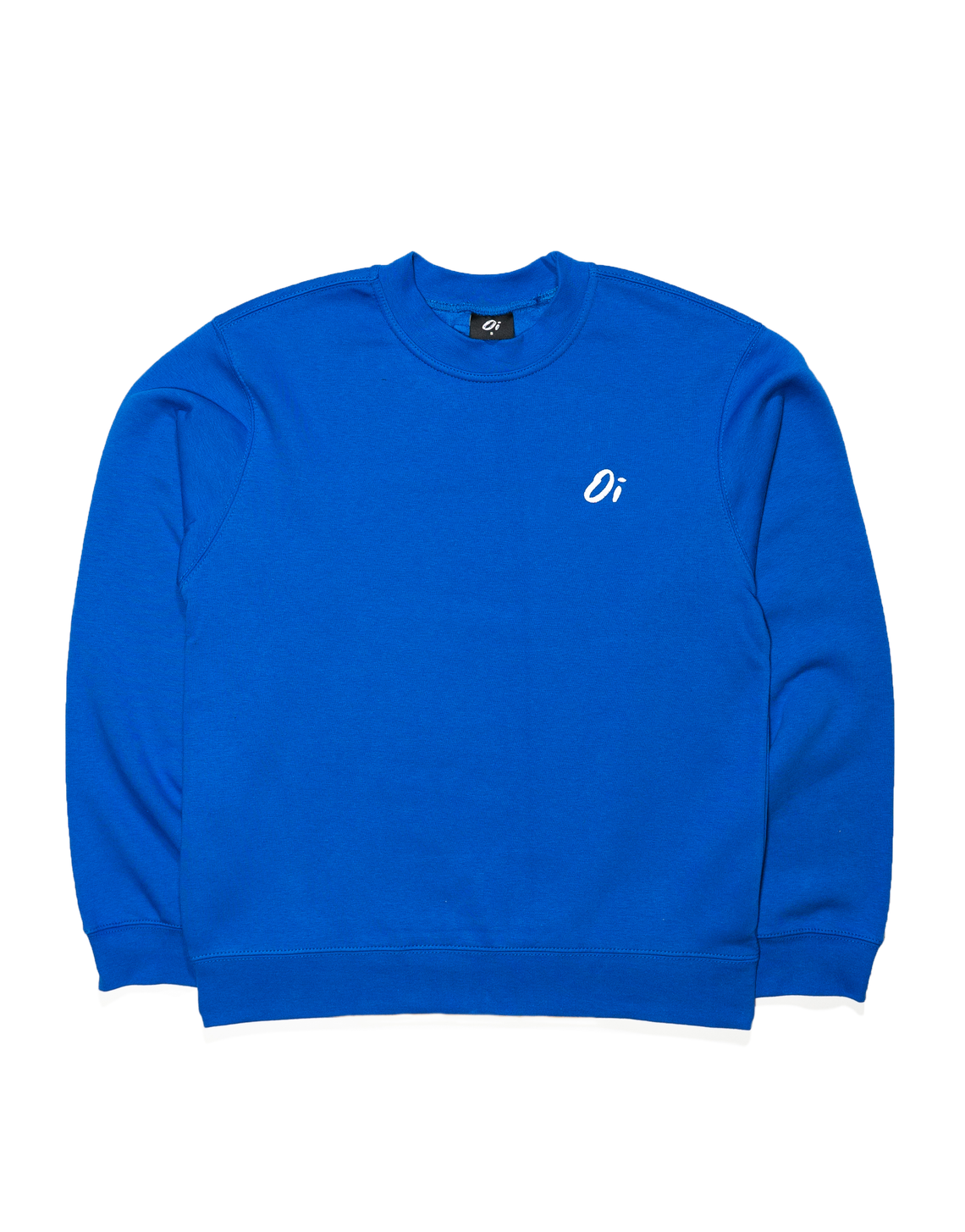Blue Oi Sweater - OutsideIn