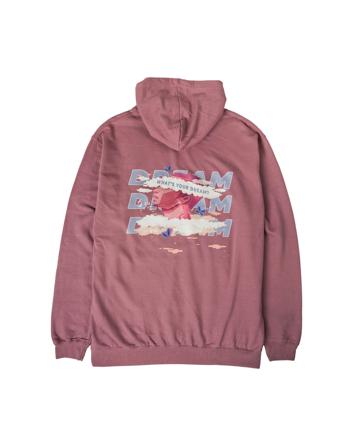 Dusty Dream Hoodie: Art - OutsideIn