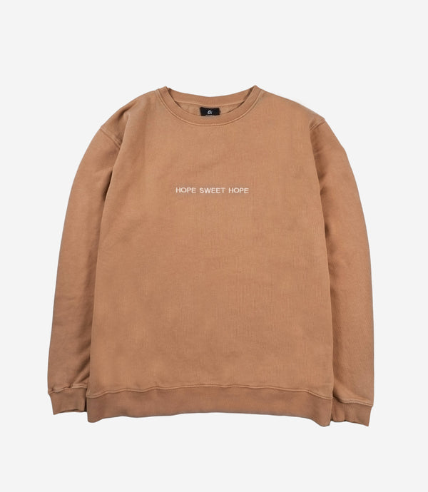 Camel Hope Sweet Hope Sweater