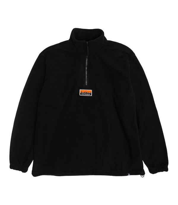 Cityscape Fleece Black