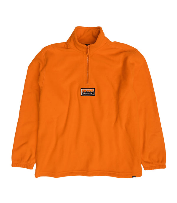 Cityscape Fleece Orange