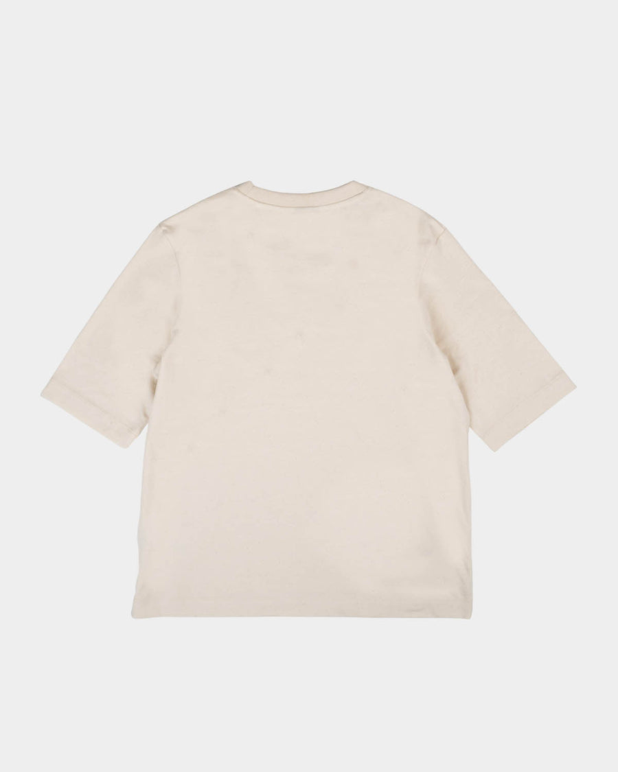 Women's Day Cream T-Shirt, Plain