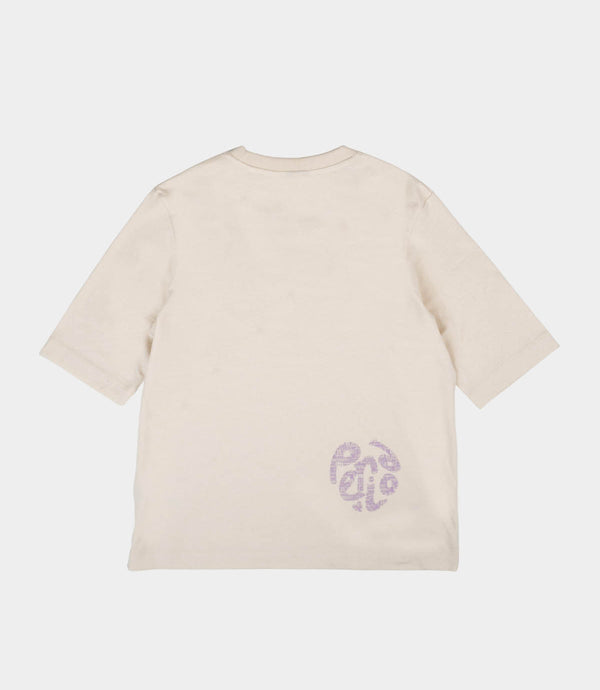 Women's Day Cream T-Shirt, Period Graphic