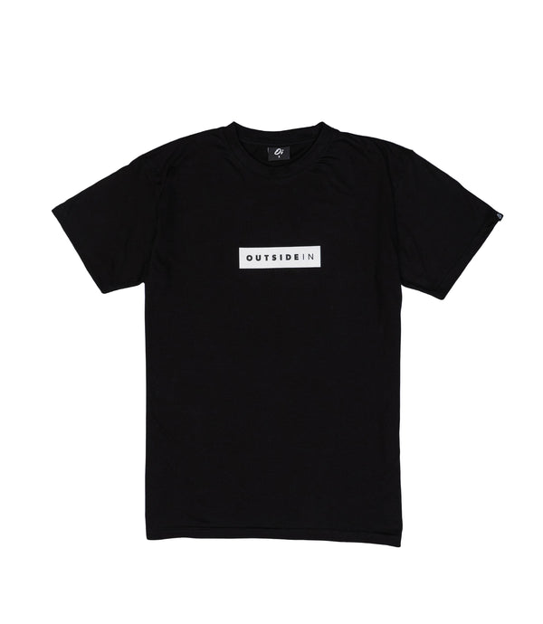 Essential Black Block T-Shirt