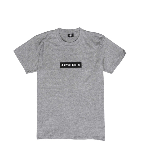 Essential Grey Block T-Shirt