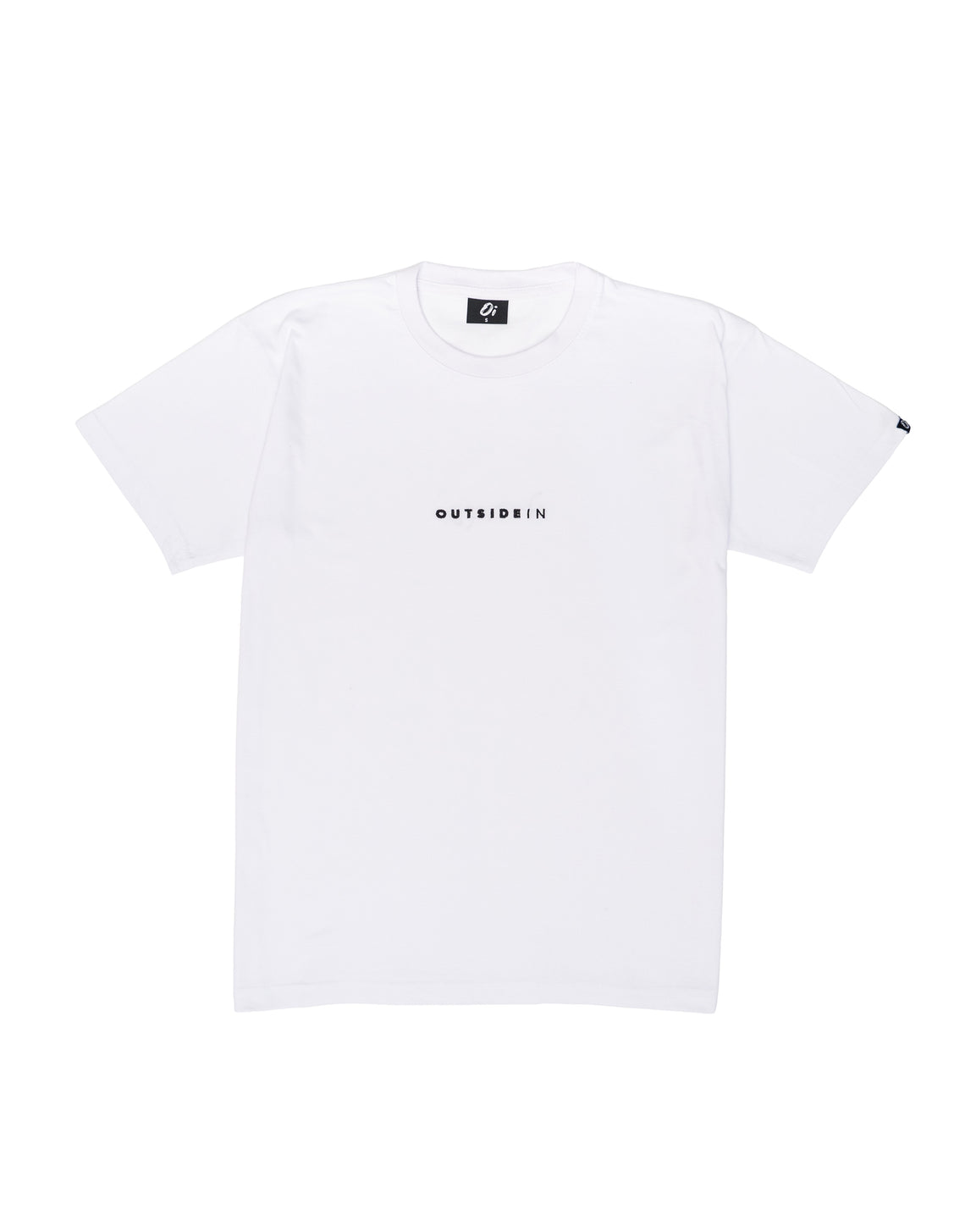 Essential White T-Shirt - OutsideIn