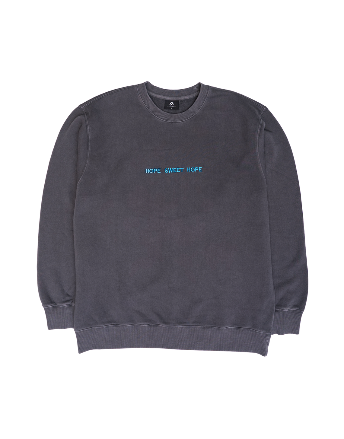 Charcoal Hope Sweet Hope Sweater - OutsideIn