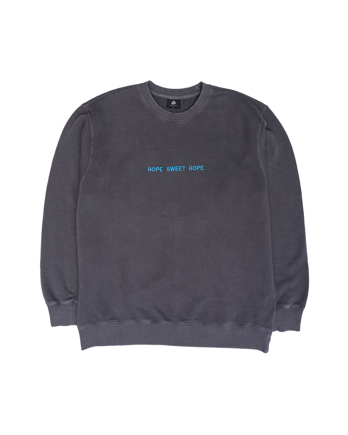 Charcoal Hope Sweet Hope Sweater