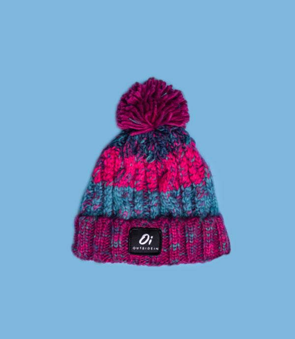 Kids Berry Twist Pom-Pom